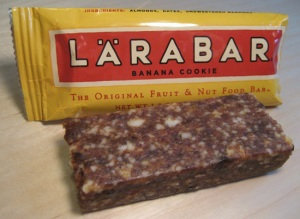 One of many Larabar flavors